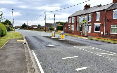 Road Safety Improvements On The A1147 In Northumberland