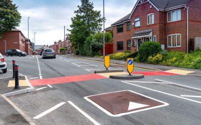 Road Safety Improvements On Hathershaw Lane In Oldham